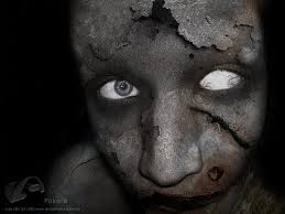le visage du peure dans Non classé pokora